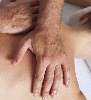 Osteopathy with Adam Boucher